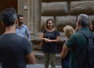 Jessica, private tours of Florence
