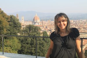 Letizia, private tours of Florence