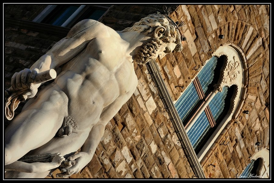 Neptune's Fountain, Signoria Square - Picture by Luca Andreini