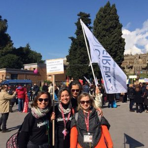 Guides' Protest in Pompei