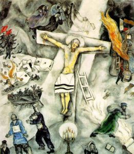 Chagall, The White Crucifixion, 1939