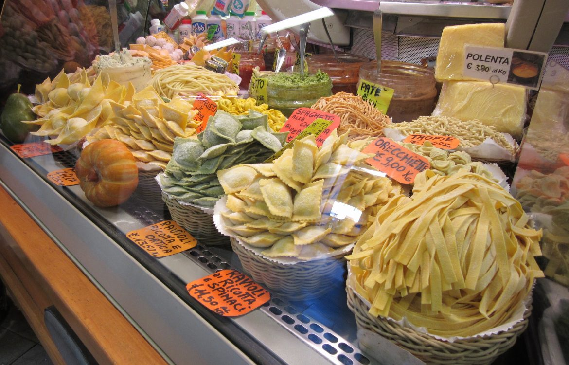 Veg Food Tour in Florence
