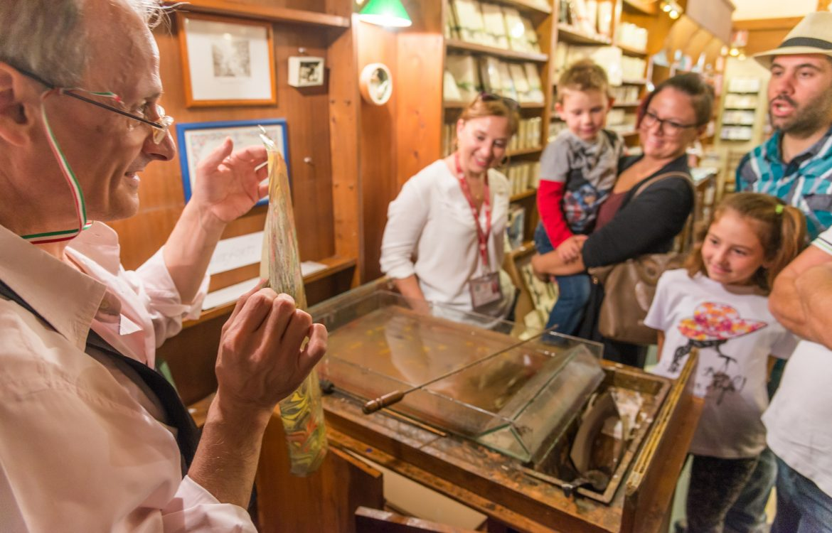 Tour of the artisans of Florence