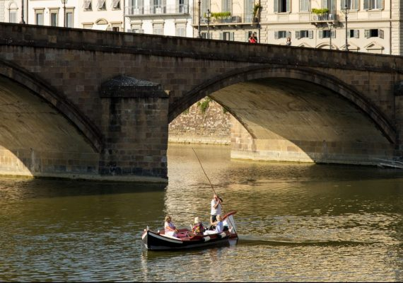 Boat Tour in Florence