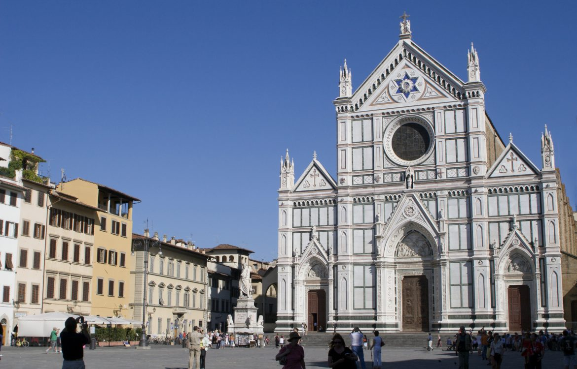 Santa Croce Church in Florence