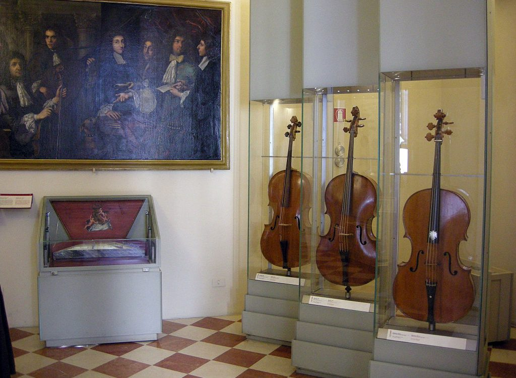 Musical Instruments Museum in Florence